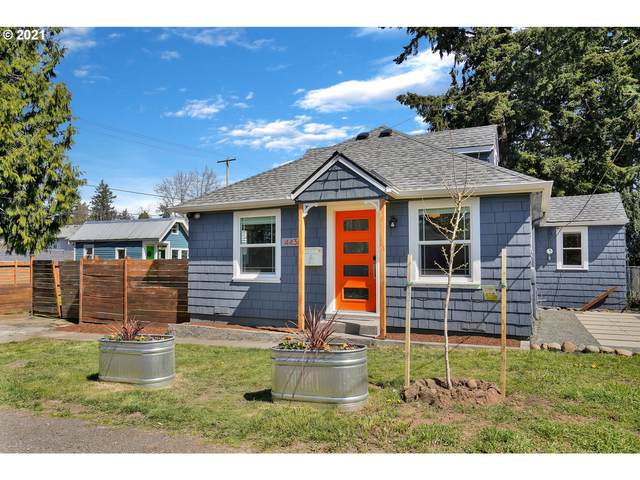 4436 NE 56TH Ave, Portland, OR 97218 (MLS #21113603) :: Next Home Realty Connection