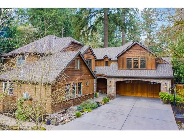 3159 Douglas Cir, Lake Oswego, OR 97035 (MLS #21113808) :: McKillion Real Estate Group