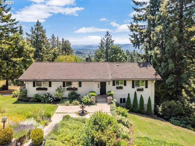 10958 SE Valley View Ter, Happy Valley, OR 97086 (MLS #21114207) :: Keller Williams Portland Central