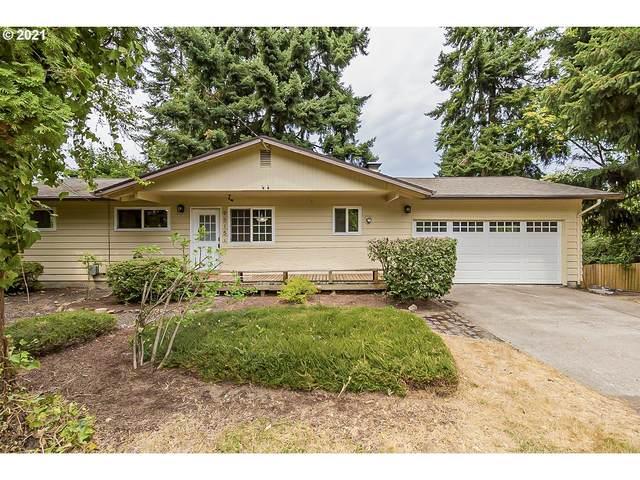 9515 SW Edgewood St, Portland, OR 97223 (MLS #21114397) :: Beach Loop Realty