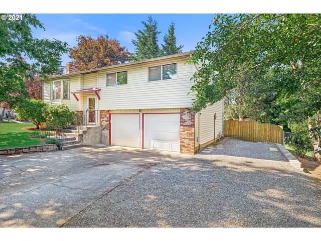 1105 SW Harvest Pl, Troutdale, OR 97060 (MLS #21114428) :: Fox Real Estate Group