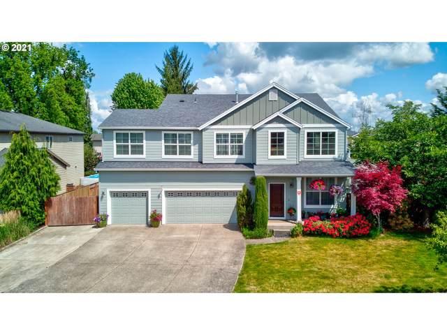 15206 NE 102ND Way, Vancouver, WA 98682 (MLS #21114507) :: Fox Real Estate Group