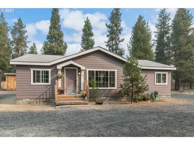 1305 Elk Dr, Crescent, OR 97733 (MLS #21114698) :: Cano Real Estate