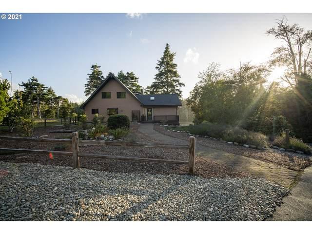 53461 Safe Rd, Bandon, OR 97411 (MLS #21114709) :: McKillion Real Estate Group