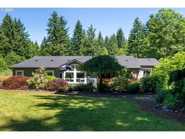 44747 SE Kleinsmith Rd, Sandy, OR 97055 (MLS #21114894) :: McKillion Real Estate Group