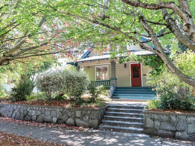 5537 N Burrage Ave, Portland, OR 97217 (MLS #21115194) :: Next Home Realty Connection