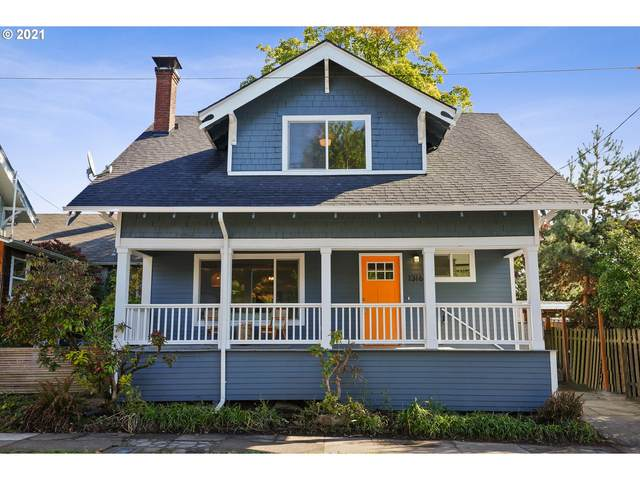 1316 SE 46TH Ave, Portland, OR 97215 (MLS #21115550) :: Real Estate by Wesley
