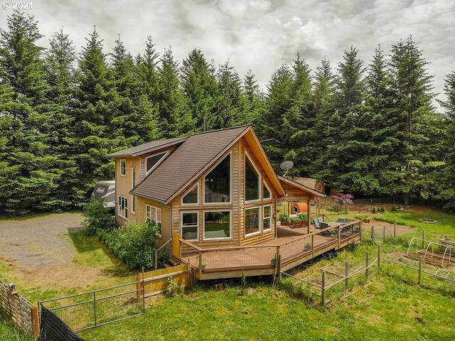 432 Nagel Rd, Washougal, WA 98671 (MLS #21115679) :: The Pacific Group
