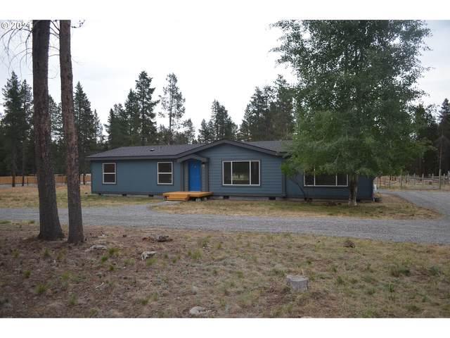 149585 Jerry Rd, La Pine, OR 97739 (MLS #21115842) :: Premiere Property Group LLC