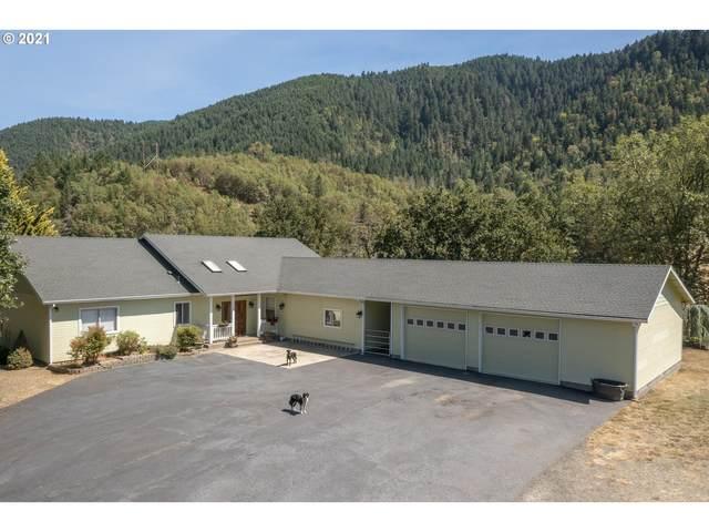 744 Ash Creek Rd, Riddle, OR 97469 (MLS #21115998) :: Premiere Property Group LLC