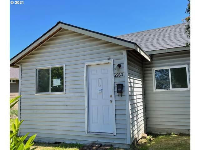 2260 Liberty St, Salem, OR 97301 (MLS #21116455) :: Fox Real Estate Group
