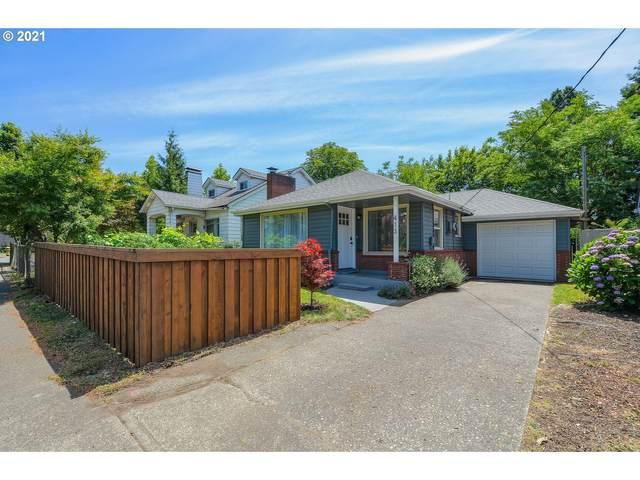 413 E Fourth Plain Blvd, Vancouver, WA 98663 (MLS #21116668) :: Brantley Christianson Real Estate