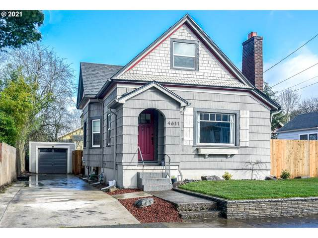 4611 SE Salmon St, Portland, OR 97215 (MLS #21116890) :: Duncan Real Estate Group
