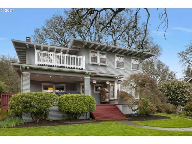 4835 Willamette Falls Dr, West Linn, OR 97068 (MLS #21116978) :: Lux Properties