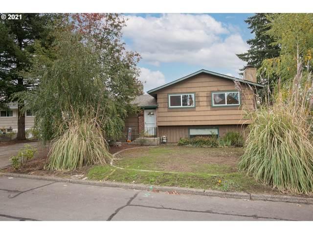 350 NE 167TH Pl, Portland, OR 97230 (MLS #21117030) :: McKillion Real Estate Group