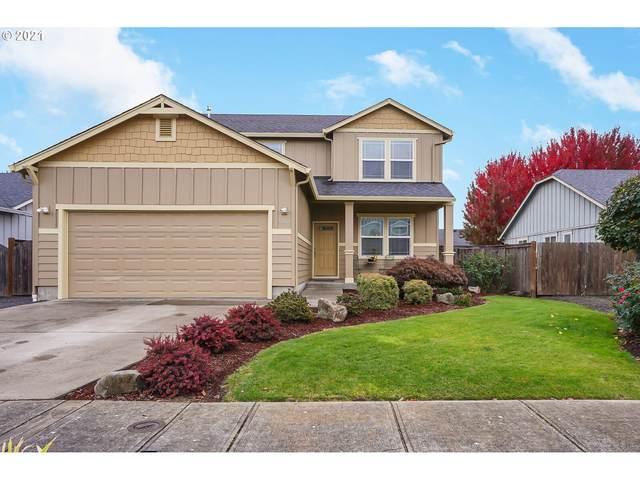 4151 Summercrest St, Albany, OR 97322 (MLS #21117258) :: Oregon Farm & Home Brokers