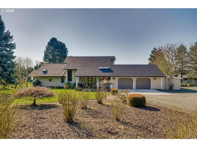 5905 NW 171st St, Ridgefield, WA 98642 (MLS #21117334) :: Reuben Bray Homes