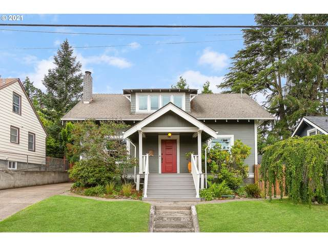 75 SE 72ND Ave, Portland, OR 97215 (MLS #21117707) :: Song Real Estate