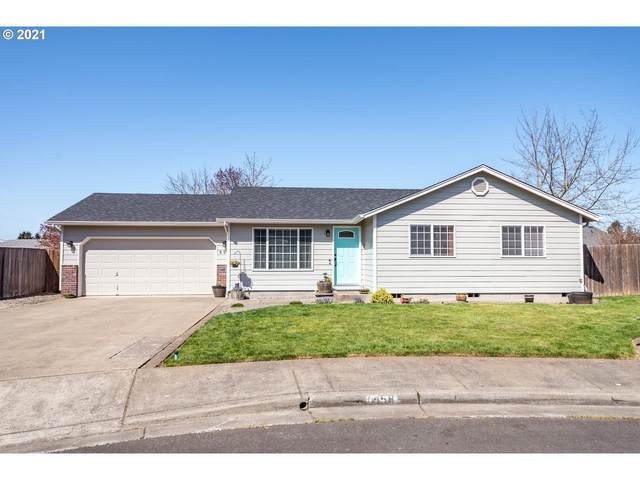 958 Bush Ln, Creswell, OR 97426 (MLS #21117731) :: RE/MAX Integrity