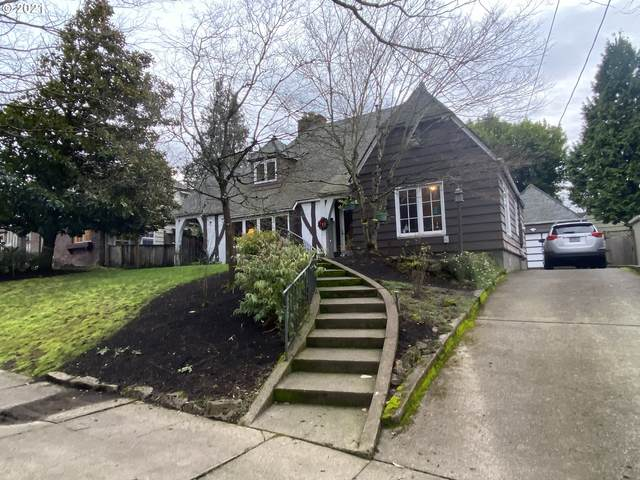 2536 SE Market St, Portland, OR 97214 (MLS #21117900) :: McKillion Real Estate Group