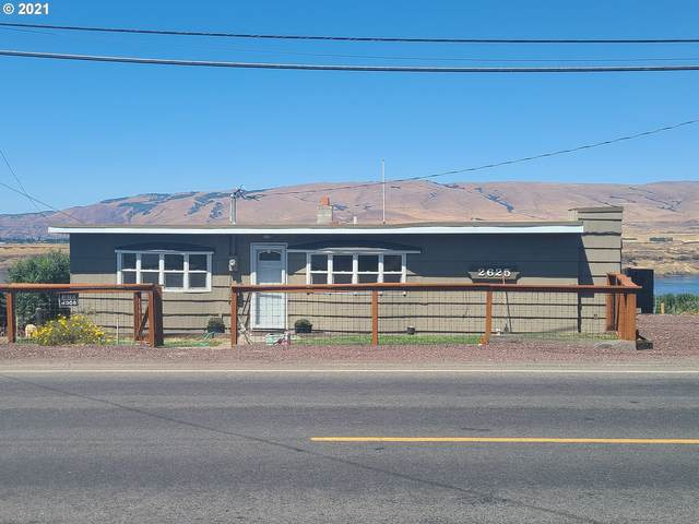 2625 Old Dufur Rd, The Dalles, OR 97058 (MLS #21118011) :: McKillion Real Estate Group