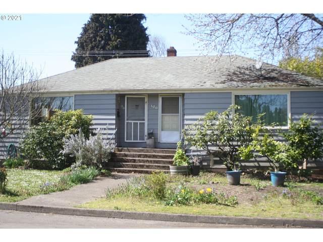 98 N Monroe St, Eugene, OR 97402 (MLS #21118302) :: Brantley Christianson Real Estate