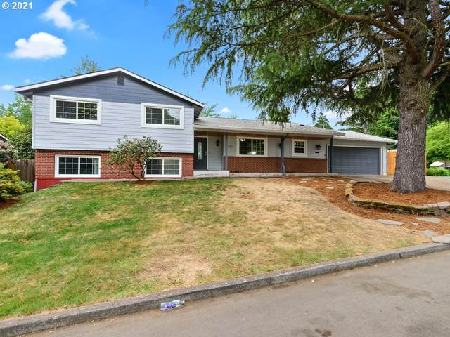 20640 SW Rosa Dr, Beaverton, OR 97078 (MLS #21118338) :: Townsend Jarvis Group Real Estate