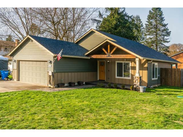 504 W Jones St, Yacolt, WA 98675 (MLS #21118397) :: Brantley Christianson Real Estate