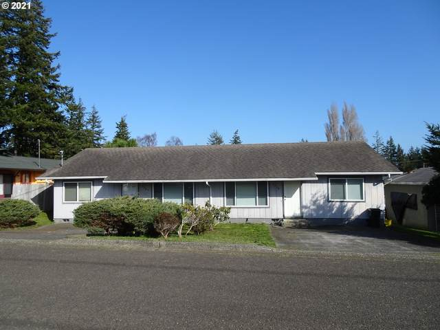 2770 33RD St, Coos Bay, OR 97420 (MLS #21118894) :: Fox Real Estate Group