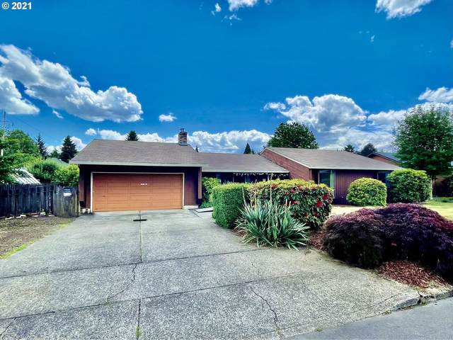 909 NE 129TH St, Vancouver, WA 98685 (MLS #21118944) :: The Pacific Group