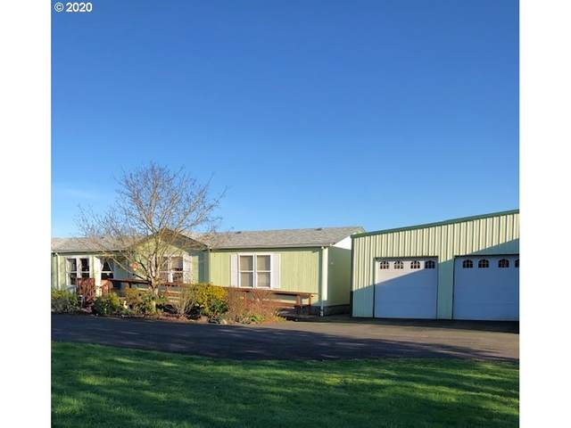 34712 Bachelor Flat Rd, St. Helens, OR 97051 (MLS #21119143) :: Premiere Property Group LLC
