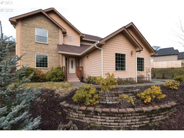 1592 NE Rocky Dr, Roseburg, OR 97470 (MLS #21119274) :: Townsend Jarvis Group Real Estate