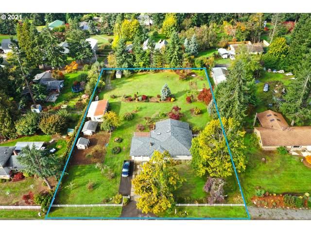 18141 S Grasle Rd, Oregon City, OR 97045 (MLS #21119710) :: Brantley Christianson Real Estate