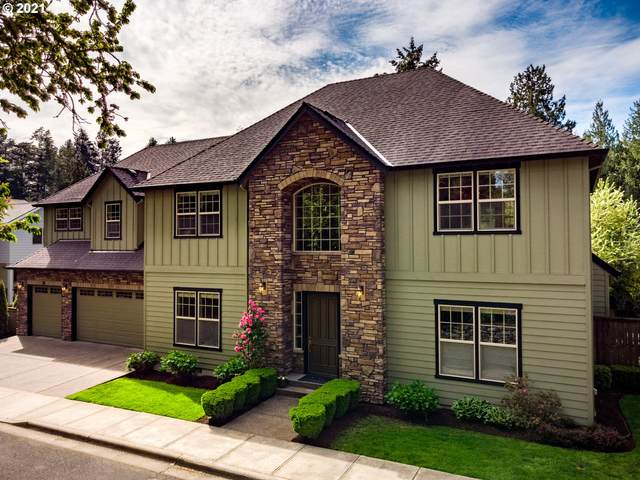 4125 SW 96TH Ave, Beaverton, OR 97005 (MLS #21119799) :: Lux Properties
