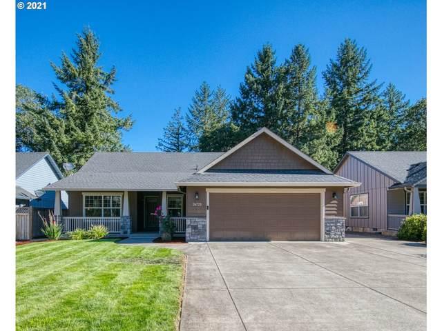 24723 Hunter Ave, Veneta, OR 97487 (MLS #21119841) :: Song Real Estate