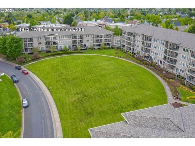 4873 NW Promenade Ter #328, Portland, OR 97229 (MLS #21119855) :: Premiere Property Group LLC
