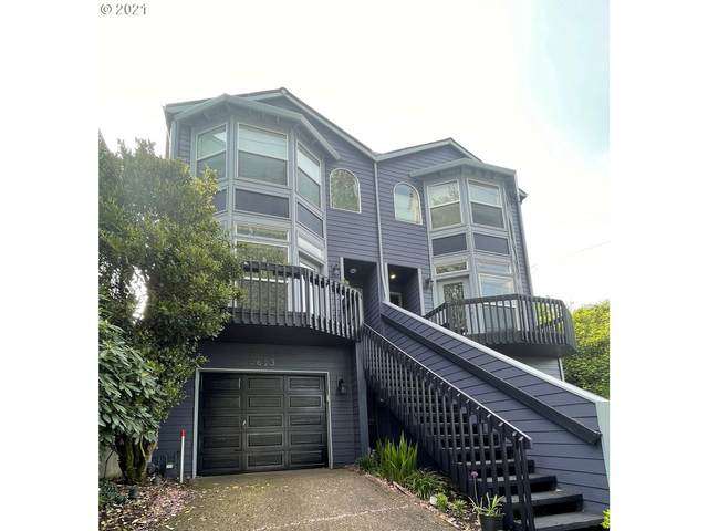 4623 S Corbett Ave, Portland, OR 97239 (MLS #21120028) :: Coho Realty
