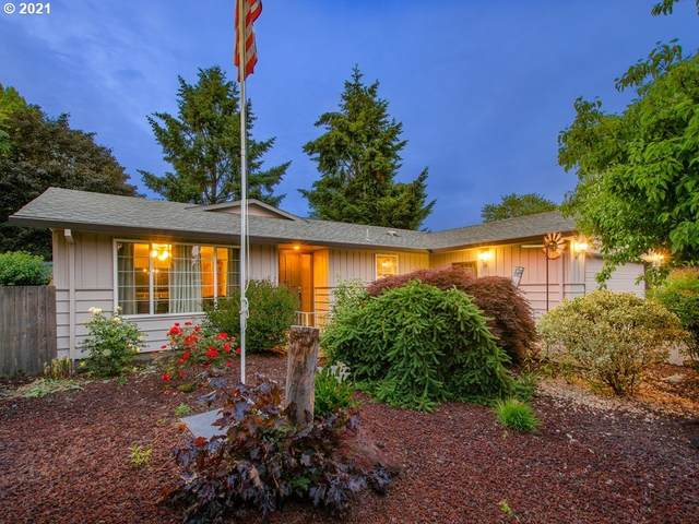 731 NW Baker Creek Rd, Mcminnville, OR 97128 (MLS #21120170) :: Song Real Estate