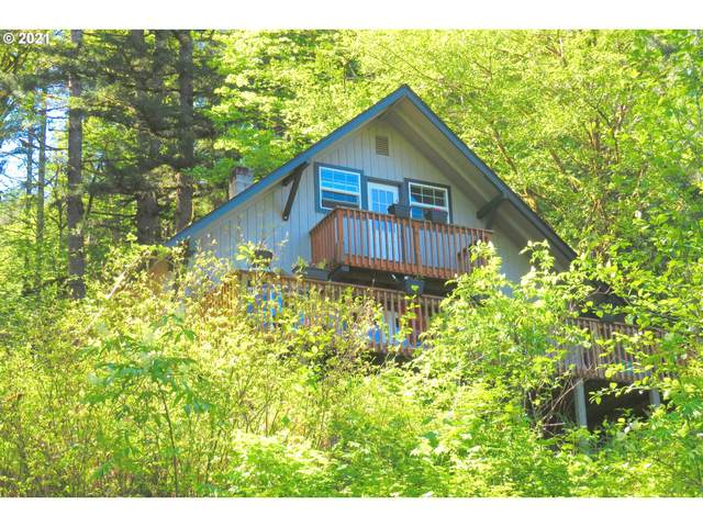 71439 North Shore Dr, Birkenfeld, OR 97016 (MLS #21120406) :: Coho Realty