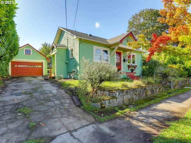 4312 NE Prescott St, Portland, OR 97218 (MLS #21120439) :: Gustavo Group