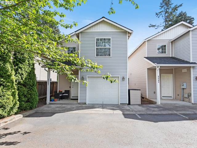 3318 SE 143RD Ave, Portland, OR 97236 (MLS #21120550) :: Change Realty