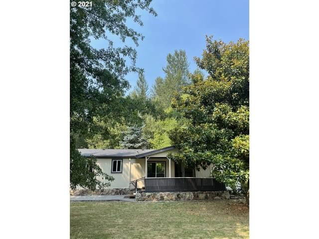 47557 Teller Rd, Oakridge, OR 97463 (MLS #21120709) :: Holdhusen Real Estate Group