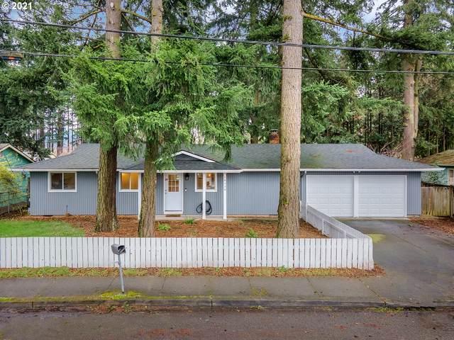 18530 SE Yamhill St, Portland, OR 97233 (MLS #21120800) :: Premiere Property Group LLC