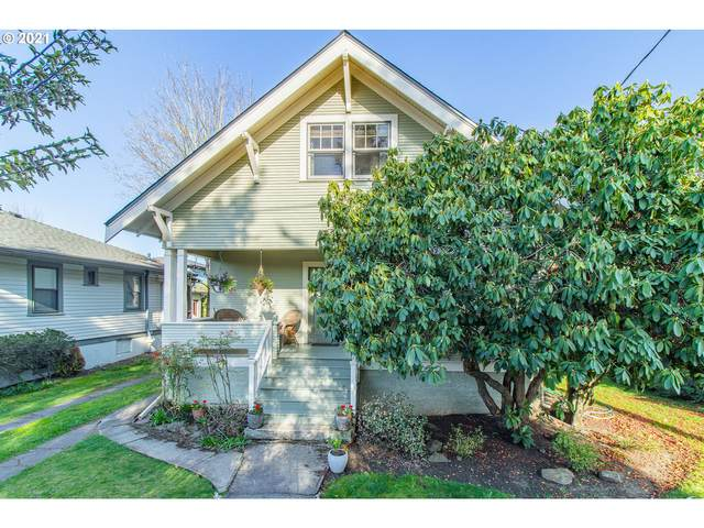 3146 NE 48TH Ave, Portland, OR 97213 (MLS #21120861) :: Brantley Christianson Real Estate