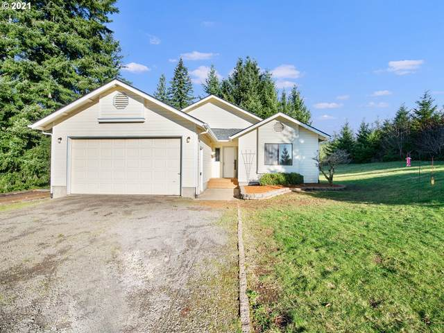 39717 NE Meyers Rd, La Center, WA 98629 (MLS #21121205) :: Next Home Realty Connection