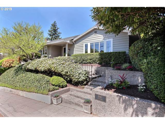 1847 SW High St, Portland, OR 97201 (MLS #21121371) :: Keller Williams Portland Central