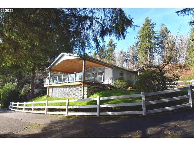 403 Tenmile Ter, Lakeside, OR 97449 (MLS #21121819) :: Townsend Jarvis Group Real Estate
