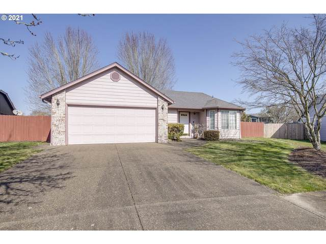 542 SW Honeysuckle Ct, Mcminnville, OR 97128 (MLS #21121834) :: Townsend Jarvis Group Real Estate