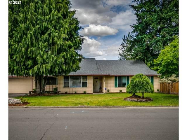 7207 NE Meadows Dr, Vancouver, WA 98662 (MLS #21122026) :: Gustavo Group