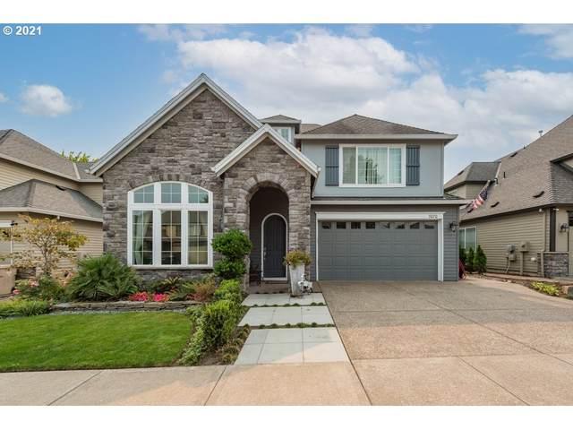 7070 SW Fallen Leaf St, Wilsonville, OR 97070 (MLS #21122087) :: McKillion Real Estate Group